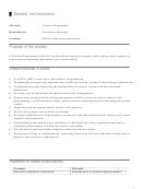 Controls Programmer Detailed Job Description Template