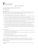 Sample Program Coordinator-diploma Of Social Work Job Description Template