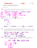 Worksheet 5.1 - Separable Differential Equations With Answers - Calculus Maximus