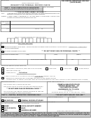 Form Sp 4-164 - Request For Criminal Record Check - Pennsylvania State Police