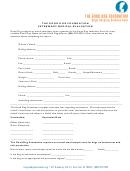Veterinary Medical Evaluation Form - The Good Dog Foundation