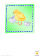 Signs Of Spring Cards Templates