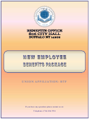 Buffalo City School District Employee Health Insurance Enrollment Form