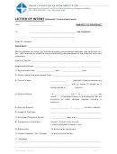 Cross Connections Network Pte Ltd Letter Of Intent