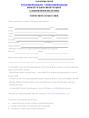 Patient Initial Contact Form: