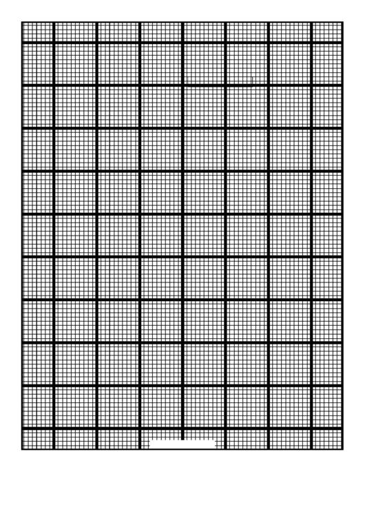 Grid Tenth-Inch-Index Printable pdf