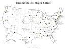 United States Major Cities