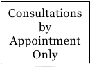 Appointment Only Sign