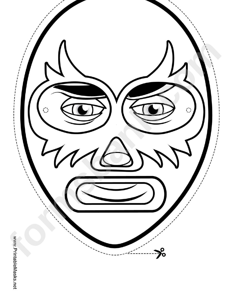 picture regarding Captain America Mask Printable identified as Fillable Captain The usa Mask Determine Template printable pdf
