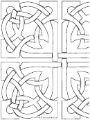 Celtic (adult Coloring Page)