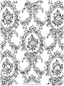 Coloring Sheet - Intricacy