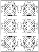 Frames (adult Coloring Page)