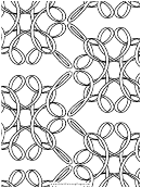 Loops (adult Coloring Page)