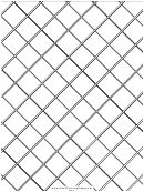 Fenced (adult Coloring Page)