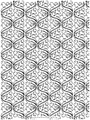 Ripple (adult Coloring Page)