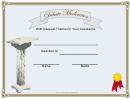 Debate Moderator Certificate