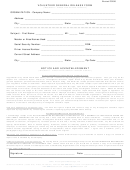 Volunteer General Release Form
