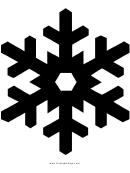 Snow Zone Sign