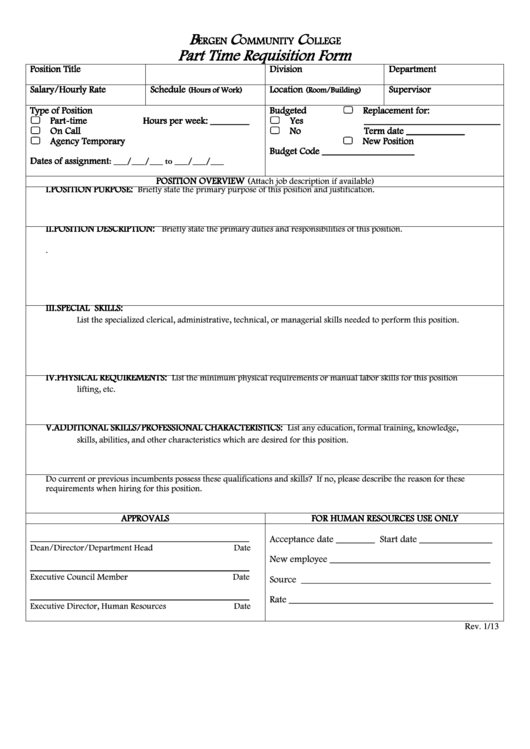 Awesome job requisition template component professional resume top 10 job requisition form templates free to download in pdf format thecheapjerseys Choice Image