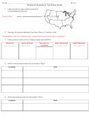 Westward Test Study Guide