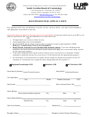 South Carolina Department Of Labor Licensing And Regulation