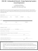 Individual Study Enrollment Form