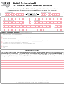 5 Nc Form D-400 Templates free to download in PDF, Word and Excel