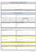 Dca Ca-2 - Georgia Department Of Community Affairs Chip Project Drawdown Request Form