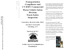 Transportation Compliance And Ct Dmv Commercial Motor Vehicle
