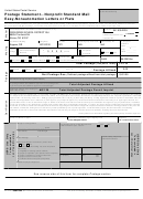 5 Usps Form 3602 Templates free to download in PDF, Word and Excel