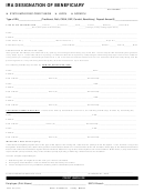 Top 37 Beneficiary Designation Form Templates Free To Download In Pdf Format