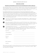 Direction Letter Request To Transfer Account To Successor Equity Trust Company