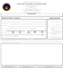 Open Public Records Act Request Form - Morris County Prosecutor's Office