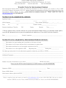 Transfer Release Form - Texas Am University Commerce
