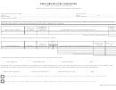 Miami Dade County Schedule Of Intent Affidavit