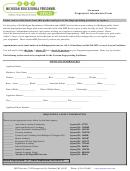 Livescan Form For Fingerprinting - Summit Academy