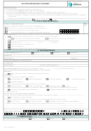 Application For Obtaining A Tax Number