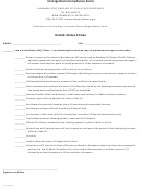 Immigration Compliance Form (united States Citizen) Alabama State Board Of Public Accountancy