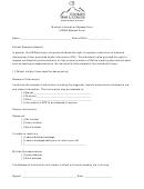 Medical Information Release Form
