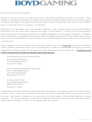 Louisiana Non-gaming Vendor Affidavit And Release