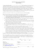 Dove Hunting Lease Agreement - Dj Farms Dove Lease