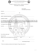 Release Of Leases - Ohio Dnr Division Of Oil And Gas
