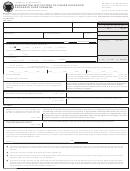 Residence Questionnaire - University Of Washington