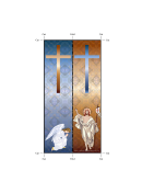 Christian Bookmark-angel