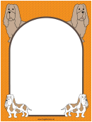 Droopy Dog Border