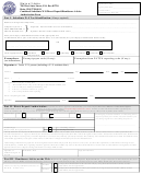 Combined Substitute W-9/direct Deposit/remittance Advice Authorization Form - State Of Idaho