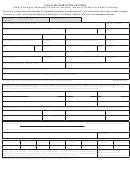Child Information Record - Dexter Community Schools
