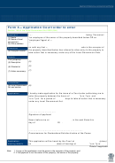 Form 4 - Application Court Order To Enter - Local Government Act (2009) Qld