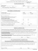School Medication Prescriber/parent Authorization