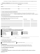 Oklahoma Standard Authorization To Use Or Share Protected Health Information (phi) Form